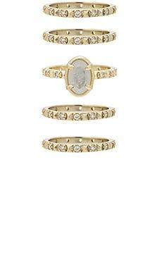 Reya Ring Set