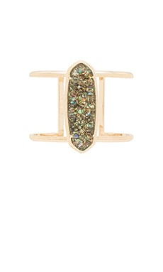 Kendra Scott Lawson Bracelet in Gold & Crushed Abalone