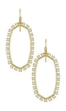 Open Frame Earrings Kendra Scott $58