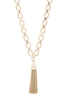 Kendra Scott Miller Necklace in Gold