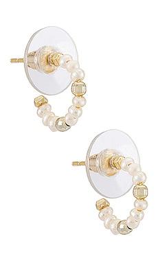 Scarlet Huggie Earrings Kendra Scott $23