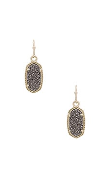 Drusy Lee Earring