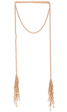 Sloan Necklace in Rose Gold