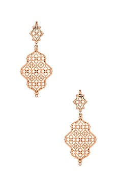 Renee Earring in Rose Gold