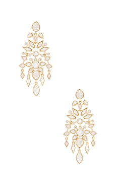 Aryssa Chandelier Earring in Gold