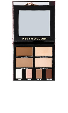 CONTOUR BOOK: THE ART OF SCULPTING & DEFINING VOL II パレット Kevyn Aucoin $65