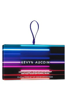 Lights Up Contour & Blush Mini Ornament Kevyn Aucoin $25