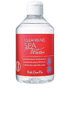 Spa Cleansing Water Koh Gen Do $57