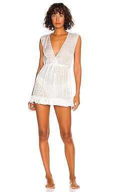Peek-A-Boo Mini Dress Kiki de Montparnasse $324