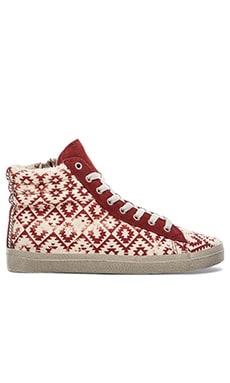KIM & ZOZI Gypster Sneaker in Red