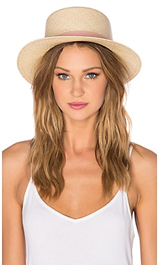 Dada Panama Straw Hat in Natural