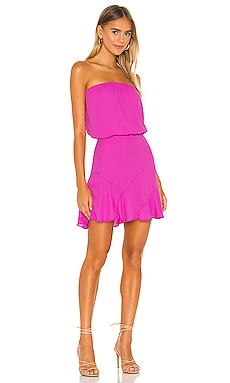 Strapless Mini Dress krisa $198 BEST SELLER