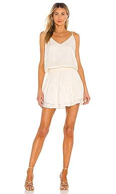 Smocked Waist Cami Mini Dress krisa $232