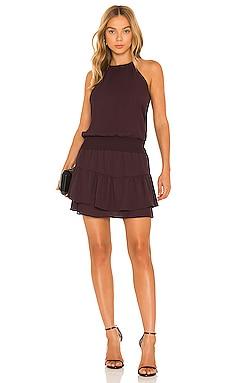 Smocked Halter Dress krisa $187