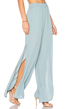 Side Slit Pant in Brook