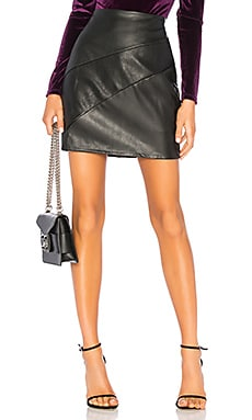 Paneled Mini Skirt krisa $65