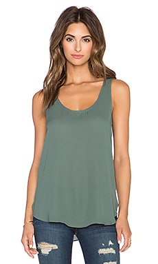 krisa Tunic Tank in Highland