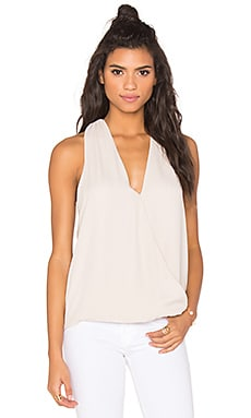 Surplice Tank in Bisque