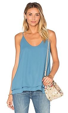 krisa Double Layer Cami in Mystical