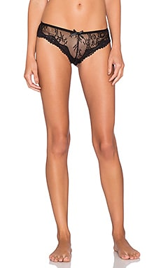 KISSKILL Fiore Knicker in Black