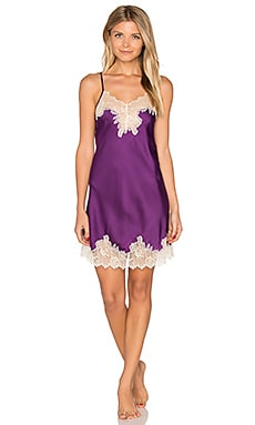 Bonnie Nightie in Purple & Nude