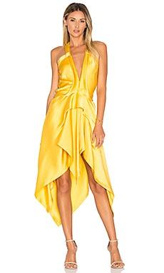 Fluid Drape Dress