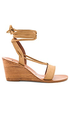 Santiago Wedge in Numbuck Cuero