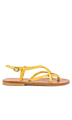 SANDALES INGRID K Jacques $72 (SOLDES ULTIMES) Collections
