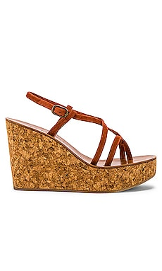 Hera Wedge Sandal K Jacques $84