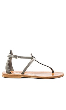 Buffon Sandal in NBK Gris
