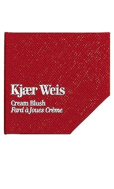 Red Edition Cream Blush Compact Kjaer Weis $8