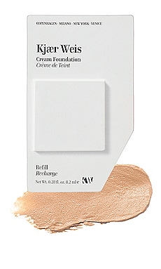 Cream Foundation Refill Kjaer Weis $40