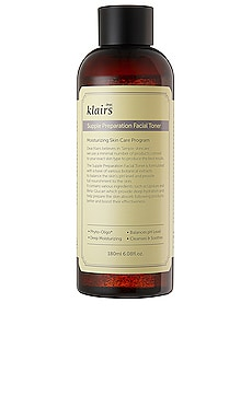Supple Preparation Facial Toner Klairs $22