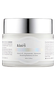 Freshly Juiced Vitamin E Mask Klairs $27 BEST SELLER