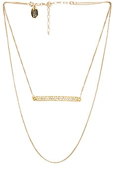 Karen London Interstellar Choker in Gold