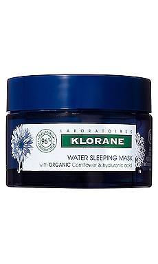 Revitalizing Water Sleeping Mask with Cornflower Klorane $32