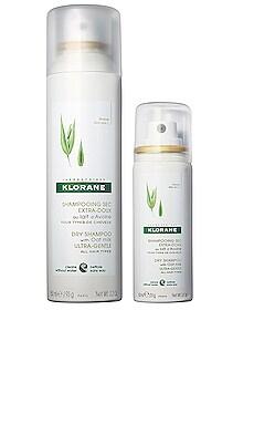 Oat Milk Dry Shampoo Duo Klorane $20