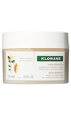 Mask with Desert Date Klorane $26