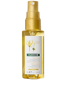 PROTECTIVE OIL WITH YLANG-YLANG 헤어 오일 Klorane $12
