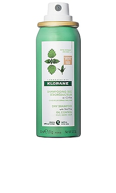 Travel Dry Shampoo with Nettle Klorane $10