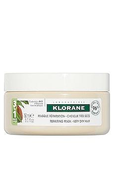 3-in-1 Mask with Organic Cupuacu Butter Klorane $28