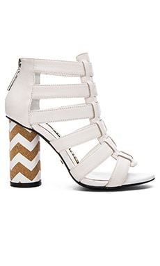 Lola Heel in White
