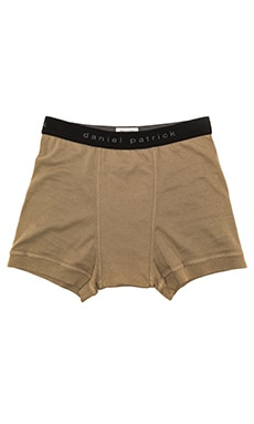 knomadik by Daniel Patrick Boxer Brief in Wheat