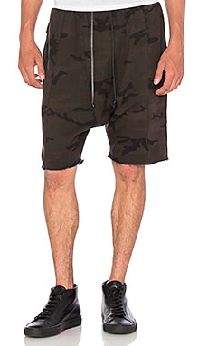 Daniel Patrick Roaming Short IV in Dark Camo
