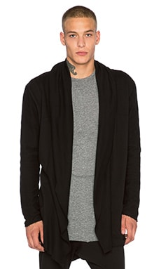 knomadik by Daniel Patrick Shield Cloak II in Black