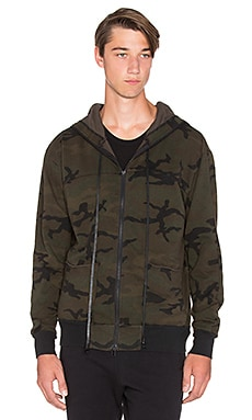 knomadik by Daniel Patrick Roaming Hood III in Dark Camo
