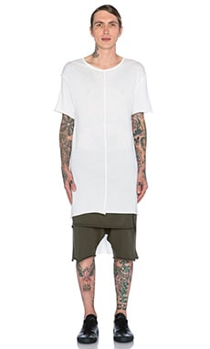 knomadik by Daniel Patrick Trail Tee in White