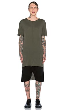 knomadik by Daniel Patrick Trail Tee in Army