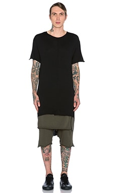 knomadik by Daniel Patrick Trail Tee in Black