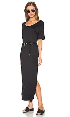 Knot Sisters Diddy Tunic Dress in Black